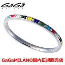 【国内正規品】【売れ筋】GaGa MILANO/ガガミラノ Men's Ladies/メンズ レディース Bracelet/ブレスレット BANGLE6/バング...