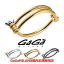 【国内正規品】GaGa MILANO ガガミラノ Men's Ladies/メンズ レディース Bracelet/ブレスレット SHACKLE-3/シャックル3 EYE/アイタイプ