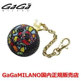 【国内正規品】GaGa MILANO ガガミラノ Men's Ladies/メンズ レディース GB078-1.1b-45mm SKULL GaGa BALL/スカルガガボール