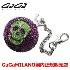 【国内正規品】GaGa MILANO ガガミラノ Men's Ladies/メンズ レディース GB085-1.2b-35mm SKULL GaGa BALL/スカルガガボール