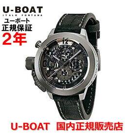 世界限定299本 国内正規品 U-BOAT ユーボート メンズ 腕時計 自動巻 クラシコ45 チタニオ タングステン スケルトン CLASSICO45 TITANIO TUNGSTENO SKELETON 8060
