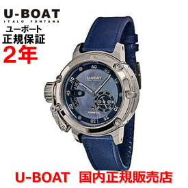 世界限定300本 国内正規品 U-BOAT ユーボート メンズ 腕時計 自動巻 キメラ40 ステンレススチール マザーオブパール CHIMERA40 SS MOTHER OF PEARL 8087