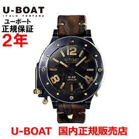 国内正規品 U-BOAT ユーボート メンズ 腕時計 チタン 自動巻 U-42 ウニクム U-42 UNICUM 8088ダイバーズ