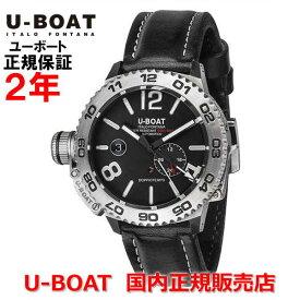 国内正規品 U-BOAT ユーボート メンズ 腕時計 自動巻 ドッピオテンポ オート SS DOPPIOTEMPO AUTO SS 9099デュアルタイム