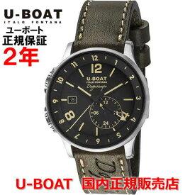 世界限定200本 国内正規品 U-BOAT ユーボート メンズ 腕時計 自動巻 1938ドッピオテンポ 1938 DOPPIOTEMPO 8400デュアルタイム