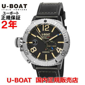 国内正規品 U-BOAT ユーボート メンズ 腕時計 自動巻 クラシコ ソンメルソ CLASSICO SOMMERSO 9007Aダイバーズ