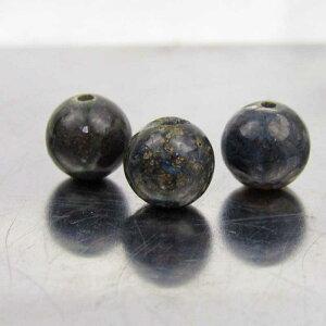 ピーターサイト 8mm丸玉 天然石 パワーストーン ビーズ ピーターサイト ブレスレット用 手作り用 アクセサリー 8mm玉 1粒売り