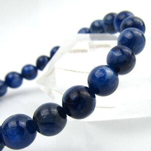 カイヤナイト ブレスレット 天然石 パワーストーン 藍晶石 カイヤナイト メンズ レディース ブレス 8mm