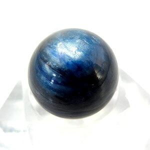 カイヤナイト 丸玉 天然石 パワーストーン カヤナイト 丸玉 14mm 浄化 天然石 パワーストーン 置物 スフィア