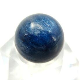 カイヤナイト 丸玉 天然石 パワーストーン カヤナイト 丸玉 15mm 浄化 天然石 パワーストーン 置物 スフィア