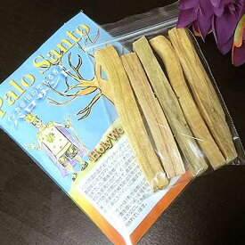 浄化用 香木 パロサント アンデス産 聖なる香木 パロサント 5本入り 浄化 香木 置物 浄化 風水 天然石 パワーストーン