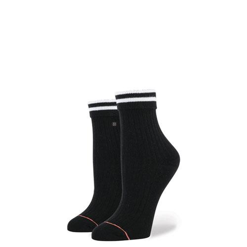 女性用サイズ STANCE スタンス ソックス STANCE socks Fancy Babe レディース ブラック ブランド おしゃれ スポーツ 正規品 下着 パンツ インナー 誕生日 プレゼント ギフト ラッピング 無料 ^^ 彼女 母 女性 恋人 大人 ハロウィン コスプレ