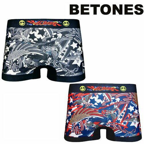 【3枚〜送料無料】 BETONES BETONES×ALDIES ビトーンズ ボクサーパンツ メンズ ブランド 正規品 下着 パンツ インナー ローライズ 誕生日 プレゼント ギフト ラッピング 無料 ^^ 父の日ギフト 彼氏 父 男性 旦那 大人