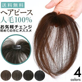 ウィッグ 部分ウィッグ 人毛100% 白髪隠し 送料無料 ヘアピース お手軽チェンジ[ahp001] トップピース トップカバー ウイッグ 白髪かくし ボリュームアップ ミセス |あす楽|