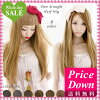 Wigs Extensions AQUADOLL | Pure Straight Long half wig [wgt046]