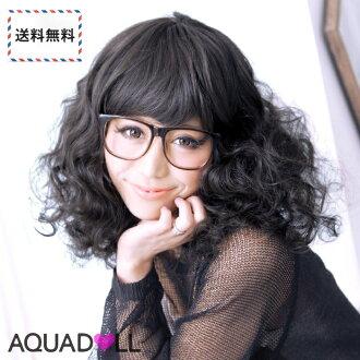 Wigs Extensions AQUADOLL | Pop'n spiral curl wig [wg010]