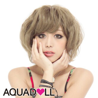 Wig Bob heat resistant フルウィッグ wig wig WIG extensions extensions including shipping with Internet cosplay sale SALE AQUADOLL アクアドール