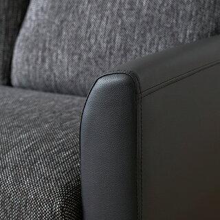 【組立て設置無料】ソファソファーカウチソファーコーナーソファー3人掛け三人掛け4人掛けl字ヘッドレスト付sofa