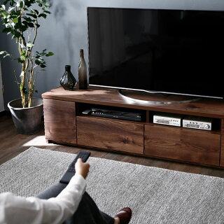 テレビ台テレビボードローボード完成品TV台TVボード180270177.6おしゃれアンティーク幅180幅270ウォルナットウォールナットブラウンホワイト白ナチュラルブラック黒国産日本製収納