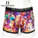 【HILLTON RICH】G-DOG / HR-022ヒルトンリッチ メンズ ボクサーパンツ ローライズ【メール便送料無料】【ハロウィン ギフト】