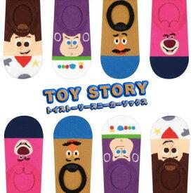 お得な3足SET♪ トイストーリー / TOY STORY キャラクター レディース スニーカー ソックス・靴下【TD】【メール便選択で送料無料】