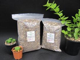 【あす楽対応】◇サボテン・多肉植物の土◇Mサイズ◇2.8リットル◇
