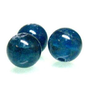 天然石ビーズ アパタイト/Apatite AA 8.0ミリ玉 1粒売り/バラ売り