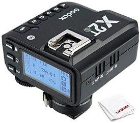 【楽天スーパーSALE 15%OFF】【Godox正規代理&技適認証済み】Godox X2T-S TTL ワイヤレスフラッシュトリガー 1/8000 HSS ブルートゥース接続可能 新ホットシューロック 新AFアシストライト Sonyカメラ対応