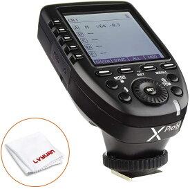 【楽天スーパーSALE 15%OFF】【正規品 技適マーク付き日本語説明書付】Godox Xpro-N E-TTL II 2.4G ワイヤレスフラッシュトリガー 高速同期 1 / 8000s Xシステム Nikon一眼レフカメラ対応