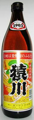 壱岐焼酎 25°猿川(さるこー)(麦焼酎) 900ml<ギフト プレゼント Gift お酒>