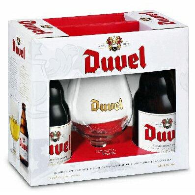 【送料無料】【専用グラス付き】モルトガット・デュベル グラス付きセット 330ml×2本【数量限定】<父の日 ギフト ビール ギフト お酒 ビール セット 結婚祝い 新築祝い 内祝い お酒 輸入ビール ベルギービール ギフト Gift 贈答品>