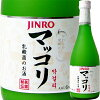 JINRO(jinro)makkori瓶375ml<禮物禮物Gift酒酒>