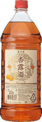 永昌源 杏露酒 2.7Lペット<ギフト プレゼント Gift お酒>
