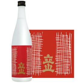【越中富山の銘酒】銀嶺立山 吟醸 720ml【お歳暮】【清酒】<日本酒 父の日 ギフト プレゼント Gift 贈答品 内祝い お返し お酒>