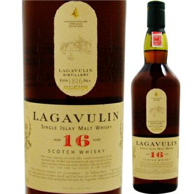 【アイラモルトウイスキー】ラガヴーリン 16年 700ml<ウイスキー ウィスキー お酒 ギフト プレゼント Gift 贈答品 お酒>