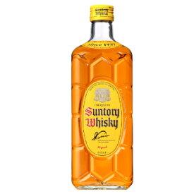【ハイボールが旨い】サントリー ウイスキー 角瓶 700ml<ウイスキー 父の日 ギフト プレゼント お酒 gift>