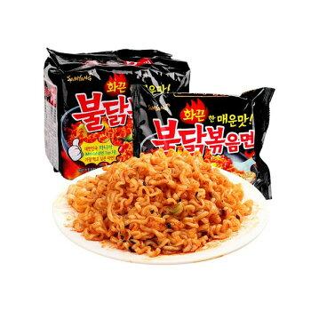 韓国食品/韓国食材/韓国料理/ブルダック炒め麺/三養/サンヤン【三養】ブルダック炒めラーメン140g*10個