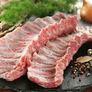 【冷凍便】カット 豚 スペアリブ 1kg メキシコ産 お肉 豚肉 焼肉 豚カルビ 骨付きカルビ バーベキュー BBQ 韓国 食品 食材 料理