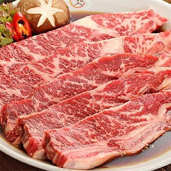 【冷凍便】LA カルビ 1kg アメリカ産 お肉 牛肉 焼肉 カルビ 骨付きカルビ バーベキュー BBQ 韓国 食品 食材 料理