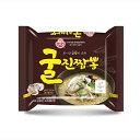 オットギ 牡蠣 眞チャンポン 130g x 4袋 韓国 食品 料理 食材 インスタント ラーメン 乾麺 非常食 カキ