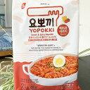 ヘテ ヨポッキ ラポッキ 260g 2人分 トッポッキ + 麺 ソース付き モチモチ 即席 トッポキ トッポギ トッポキ 韓国 食…