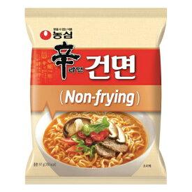 農心 ノンフライング 辛 ラーメン 乾麺 97g X 5袋 韓国 食品 食材 料理 インスタントラーメン 非常食