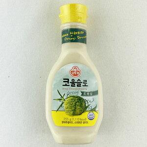 オットギ コールスーロ ドレッシング 255g HACCP 認証 韓国 食品 食材 料理 ソース 手軽 簡単 お店の味