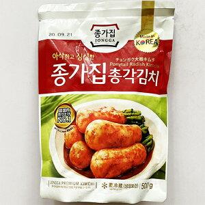 韓国 宗家 チョンガクキムチ 500g キムチ 韓国 食品 食材 料理 おかず おつまみ