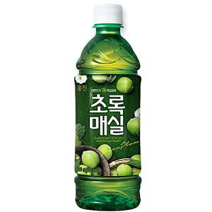 チョロクメシル(緑梅)ジュース 500ml x 1本 梅 エキス 含有 韓国 飲み物 果実ジュース