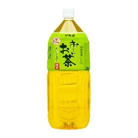 お〜いお茶 緑茶 PET 2L×6