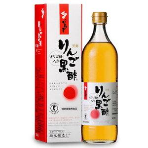 坂元の天寿りんご黒酢 700ml 1本入
