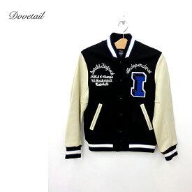 【75%オフ】Dovetail - ダブテイル -スタジアムジャケット(長袖)