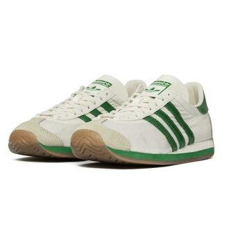 阿迪达斯ADIDAS CNTRY OG s32106阿迪达斯原始物乡村OG人妇女运动鞋国内正规的物品