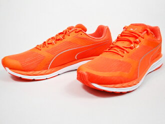 彪马PUMA SPEED 500 IGNITE NIGHTCAT 189083-02速度500 igunaitonaitokyattoranningumenzuredisusunika